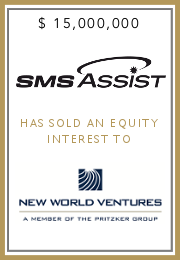 SMS Assist Completes $15 Million Equity Funding From New World